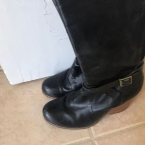 Kork Ease black boots in good condition